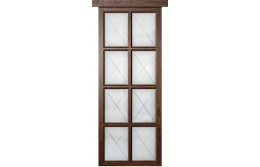 Новая модель раздвижной двери